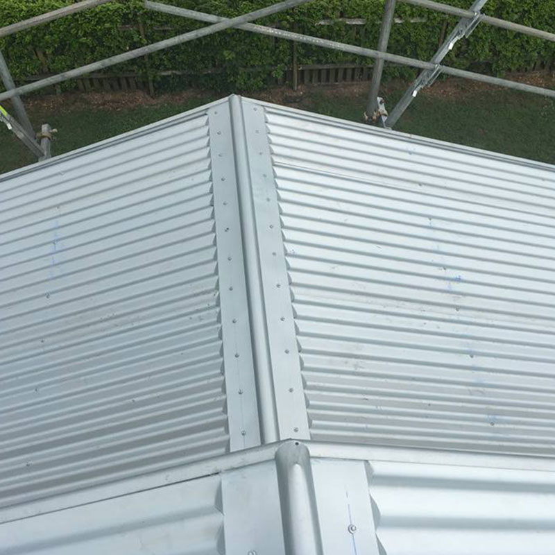 Roofing Companies Leaf Guard Gutter Covers Logan